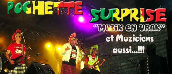 Pochette Surprise Ze Group