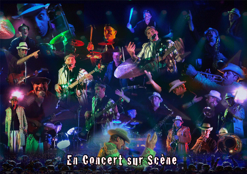 Orchestre de rue cartoon show - Cartoon'Show