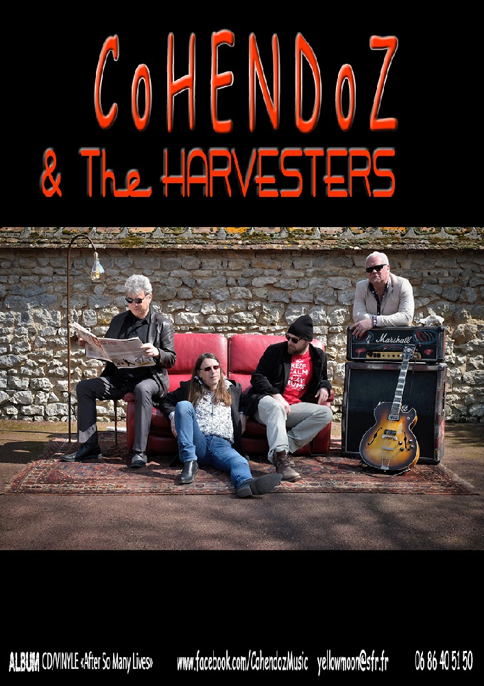 Photo 9 - Cohendoz and the Harvesters