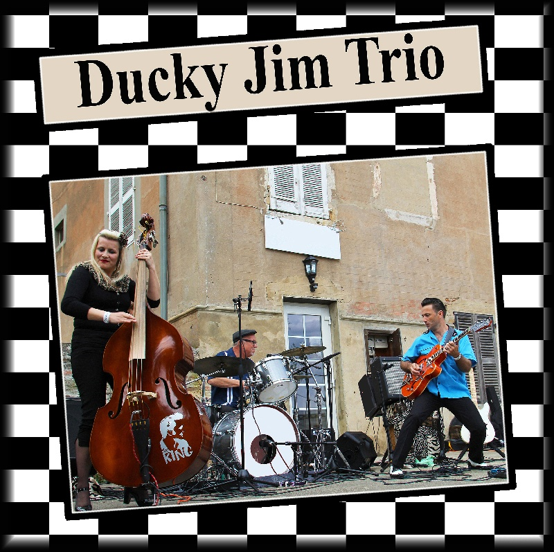 Ducky Jim Trio (DJT 004 )  - Ducky Jim Trio
