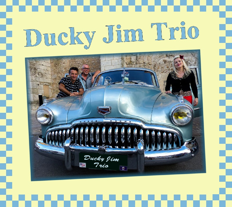 Ducky Jim Trio (DJT 006 ) (CD digipack ) - Ducky Jim Trio