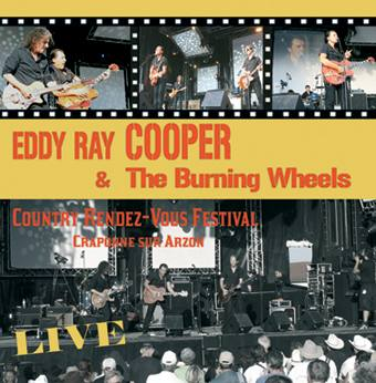 Live at country rendez-vous festival - Eddy Ray Cooper