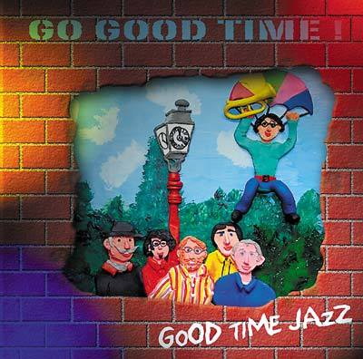 GOOD TIME JAZZ - Go Good Time ! - Gérard Macé