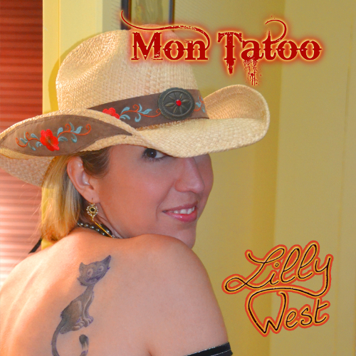 Mon Tatoo - Lilly West