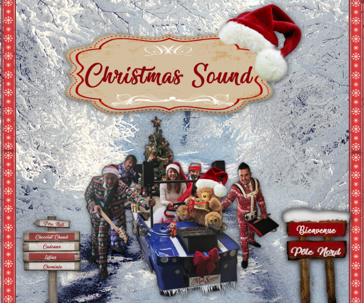 ChristmasSound - Les Musiciens de Noël - Fanfare de Noël - MadSound