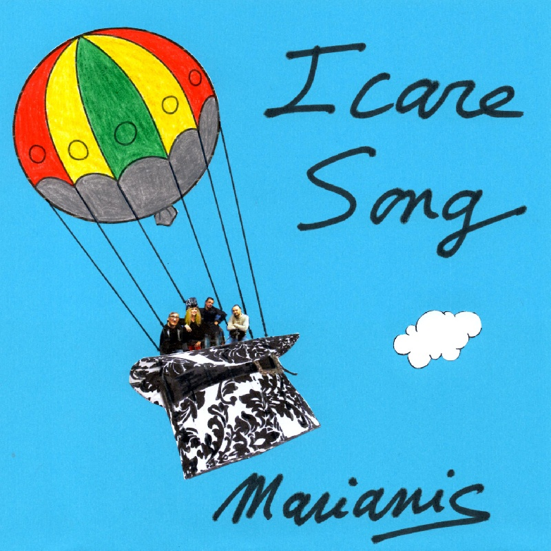 Icare Song single - Marianic