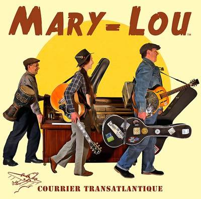 Courrier transatlantique - Mary-Lou