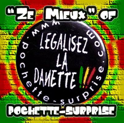ZE MIEUX OF POCHETTE - Pochette Surprise