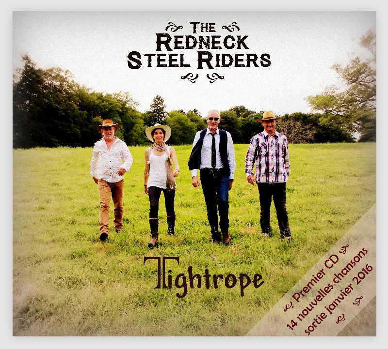 'TIGHTROPE' à  commander dans la boutique 10 EUR. - Redneck Steel Riders