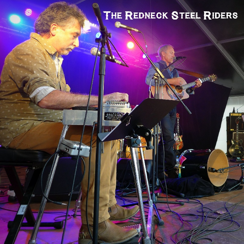 The **Redneck Steel Riders** americana & alternative folk music  - Redneck Steel Riders