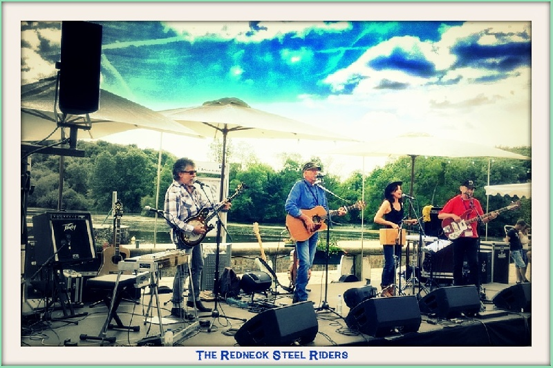 The **Redneck Steel Riders** american folk music & americana  - Redneck Steel Riders