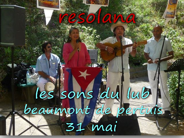 Les sons du lub' 31/05/14 - Resolana