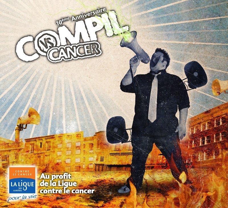 Compil Vs Cancer 2012 - Sumsic