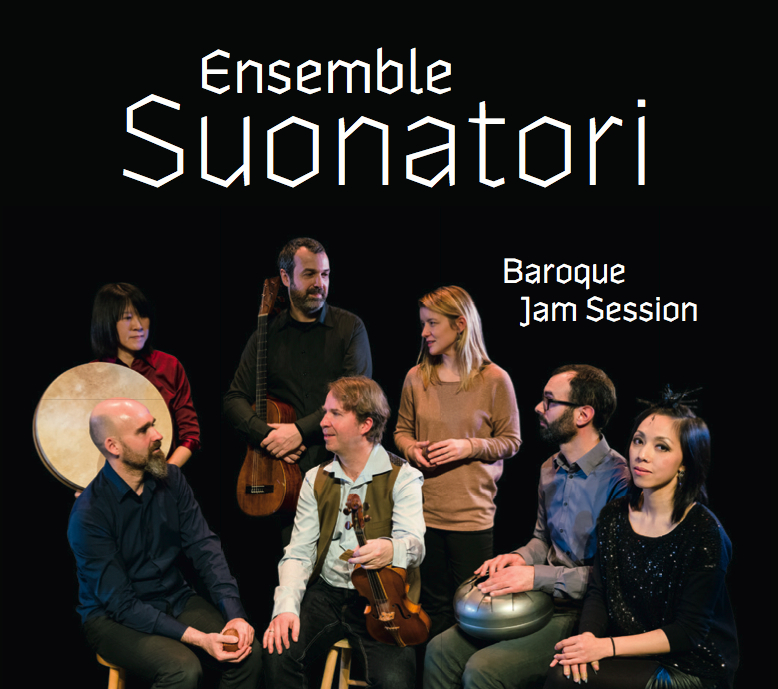 Baroque Jam Session - Suonatori