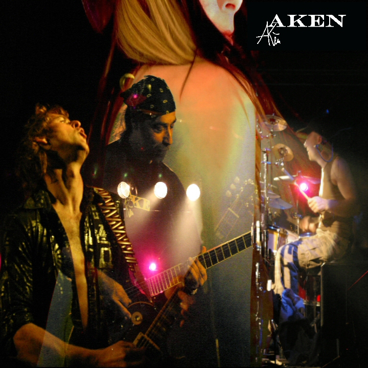 Ak�n : Groupe Rock Power-Rock Rock fran�ais Rock 2.0 Aquitaine - Gironde (33)