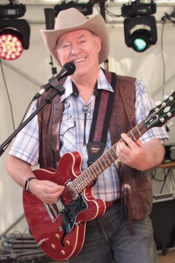Alan Carter : Chanteur Country Rock Pop Artiste Country US tous styles Normandie - Seine-maritime (76)