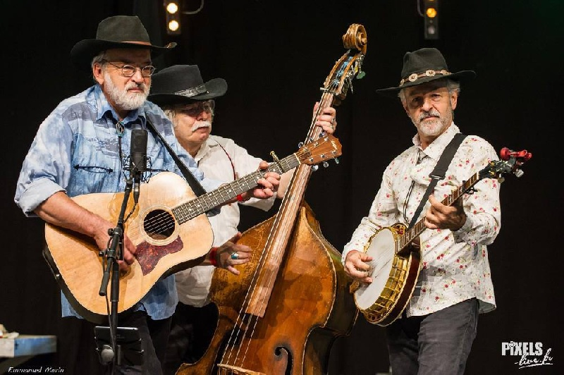 Cactus Pickers : Groupe Bluegrass Country Bluegrass & country music Auvergne - Puy-de-dôme (63)
