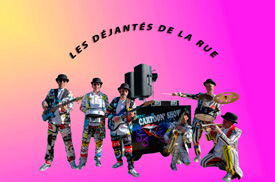 Cartoon'Show : Fanfare Cuvée Cartoon | Info-Groupe