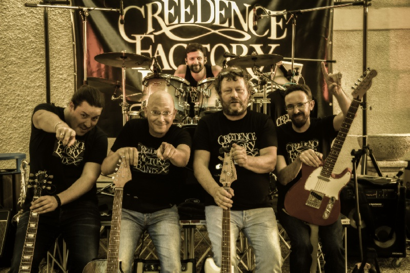 Creedence Factory Band : Groupe Rock Country Aquitaine - Dordogne (24)