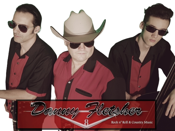 Danny Fletsher & Co : 'My Country' | Info-Groupe