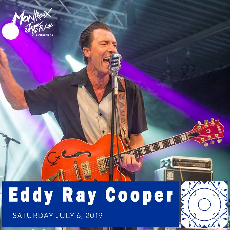 Eddy Ray Cooper : Coffret de 8 CD  | Info-Groupe