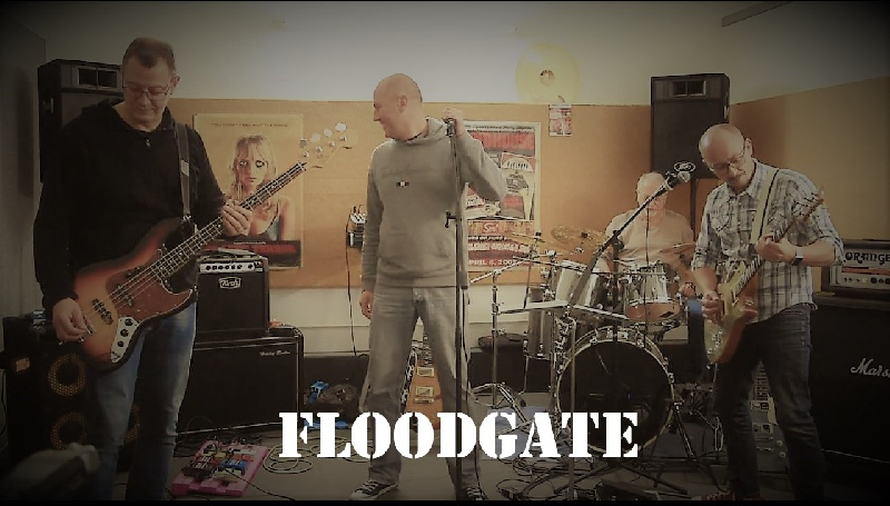 FloodGate : Groupe Rock Hard Rock Blues Rock Lorraine - Moselle (57)