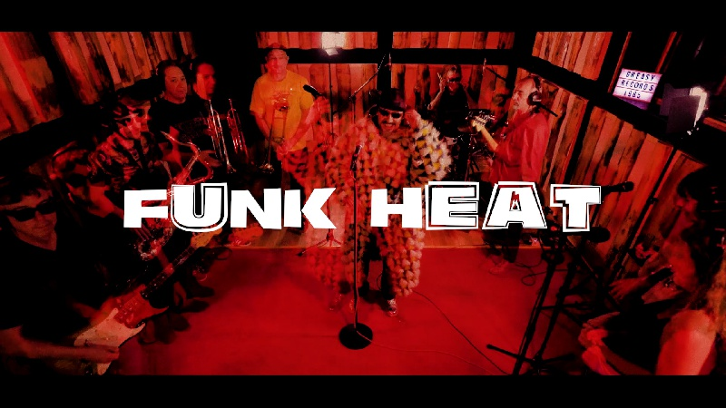 Funk Heat : Funk Heat - Full Set Live@Greasy Records | Info-Groupe