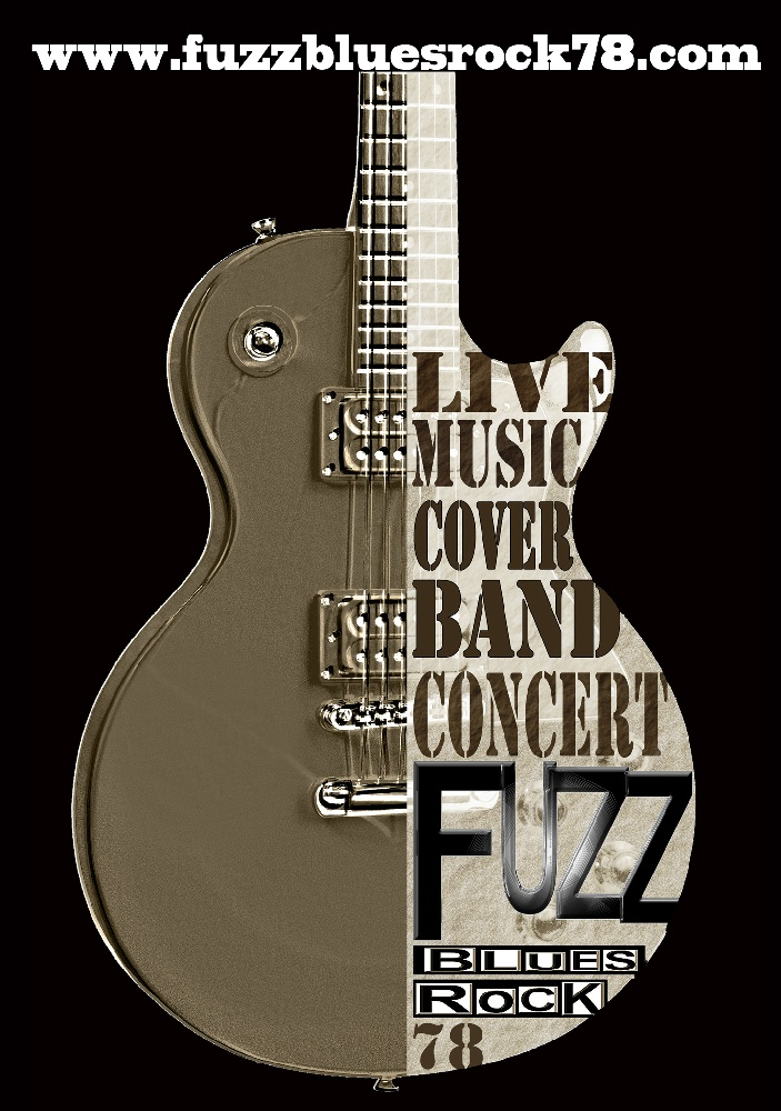 Fuzz : Groupe Blues Rock Reprises Blues Rock  Ile-de-France - Yvelines (78)