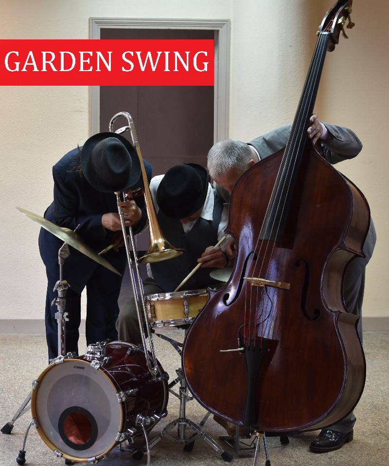 Garden Swing : Photo Pascal Besse | Info-Groupe