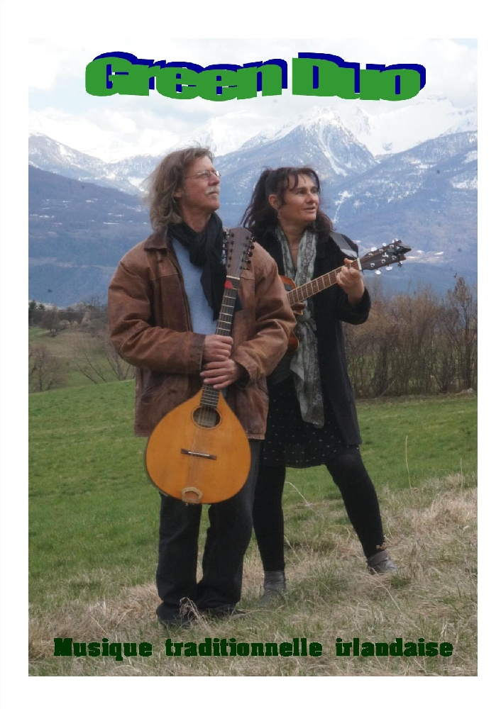 Green Duo : Duo Musique irlandaise Provence - Hautes-Alpes (05)
