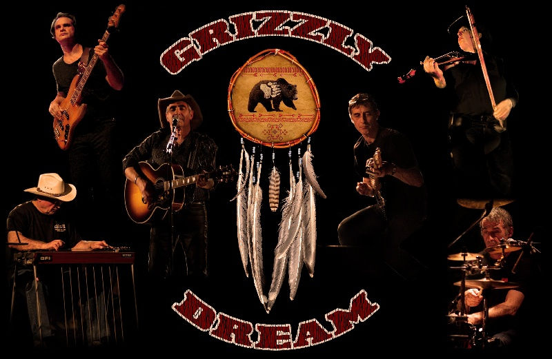 Grizzly Dream : Groupe Country Rock Midi-Pyrénées - Lot (46)