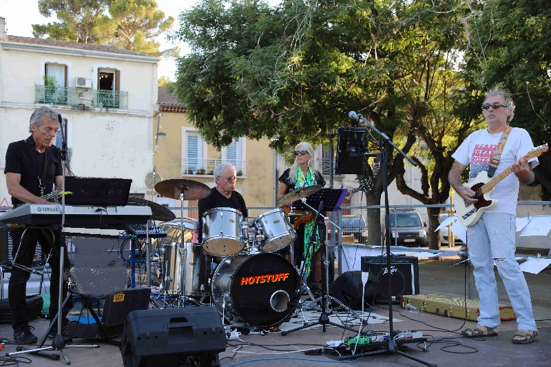 Hotstuff : Groupe Rock Blues Rock Jazz Languedoc-Roussillon - Hérault (34)
