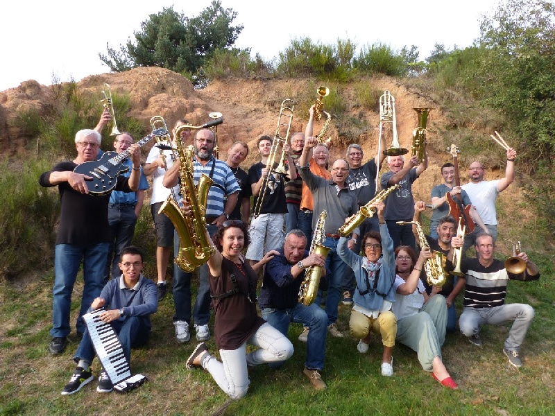 Jazz Band St Germain : Orchestre Jazz Blues Latino Jazz traditionnel  Auvergne - Haute-Loire (43)