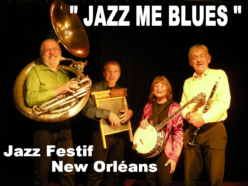 Jazz blues new orleans