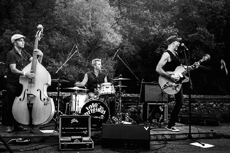 Lolo & The Brigidas : Groupe Rockabilly Rock'n'Roll Midi-Pyrénées - Aveyron (12)