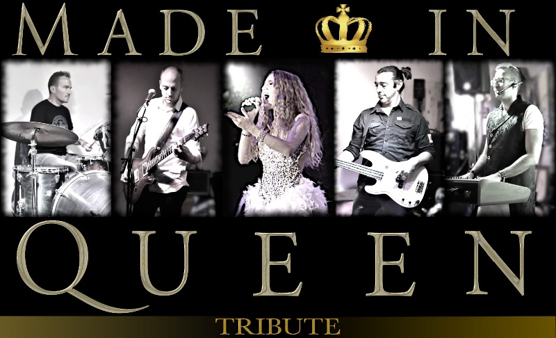 Made In Queen : Groupe Rock Tribute Queen Provence - Bouches-du-Rhône (13)