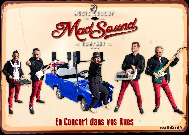 MadSound : ChristmasSound - Les Musiciens de Noël - Fanfare de Noël | Info-Groupe