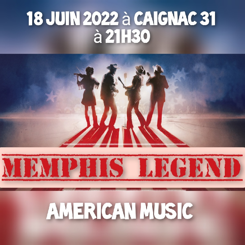 Memphis Legend : Groupe Country Rock