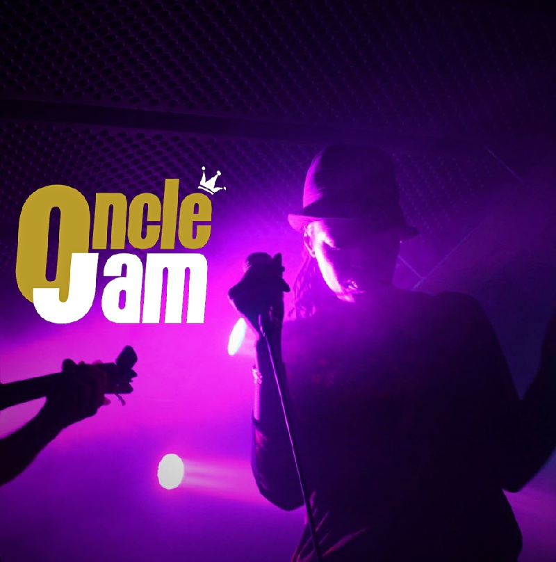 Oncle Jam : Oncle Jam, extrait Act like you know | Info-Groupe
