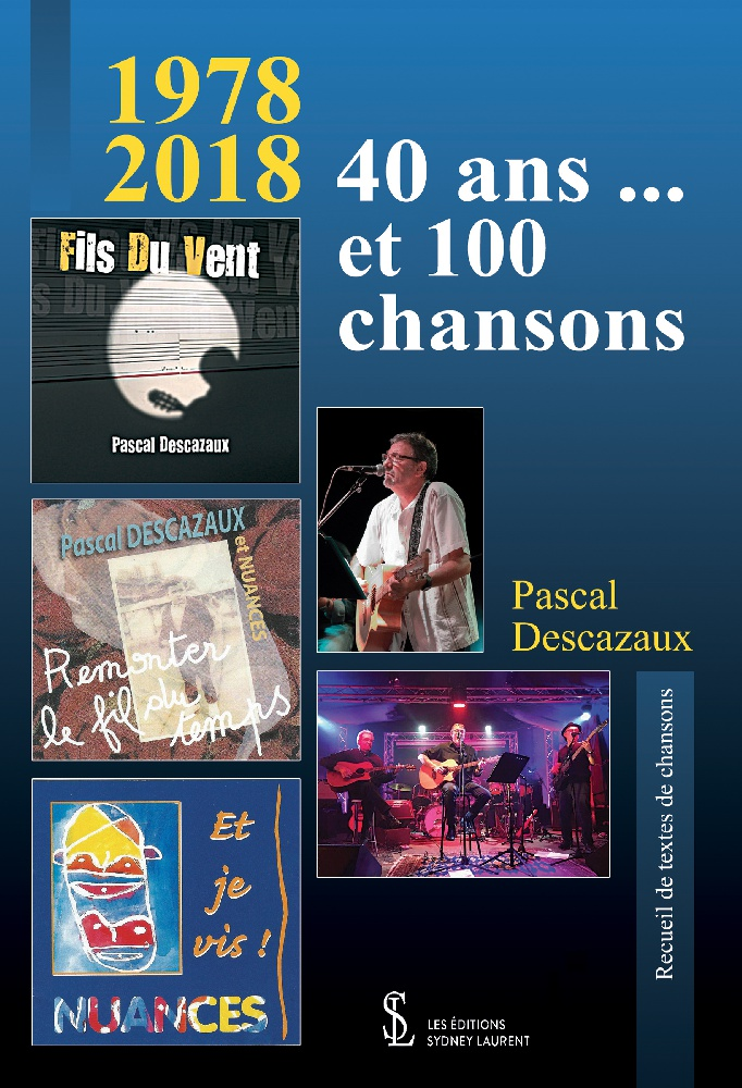 Pascal Descazaux & Co : Auteur compositeur interprète Chanson Folk World Ile-de-France - Yvelines (78)