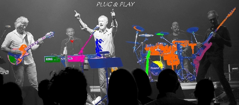 Plug & Play : Groupe Pop-rock Rock Funk Disco Nord-Pas-de-Calais - Nord (59)
