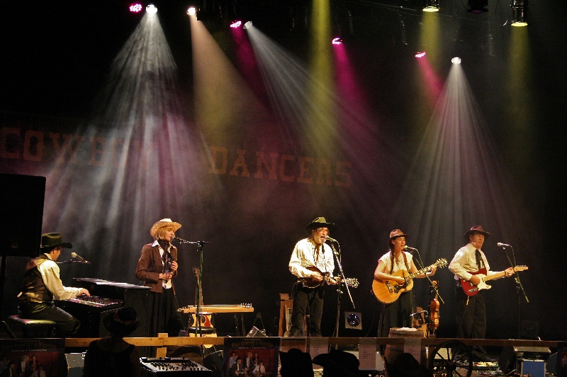RFCW : Rencontre Folk, Country & Western | Info-Groupe