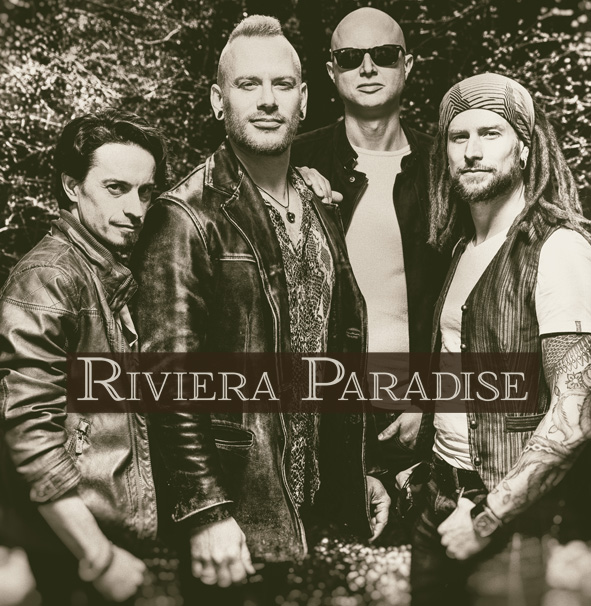 Riviera Paradise : Groupe Heavy Blues Blues Rock Ile-de-France - Seine-et-Marne (77)