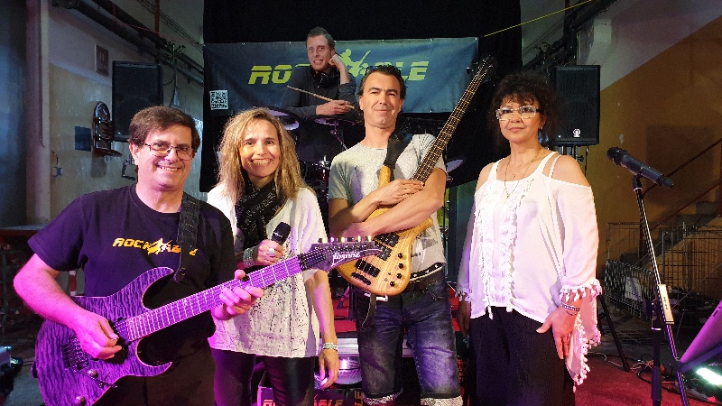 Rock'able : Groupe Pop-rock Groove Provence - Vaucluse (84)