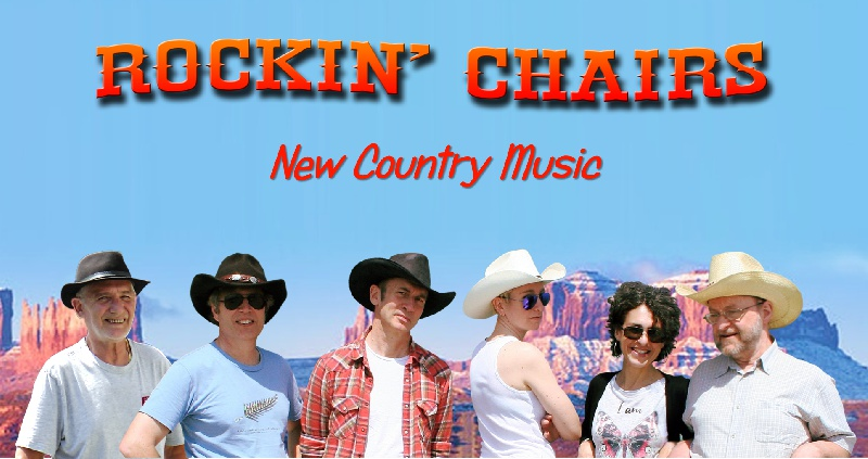 Rockin' Chairs : Groupe Country / New Country Ile-de-France - Paris (75)