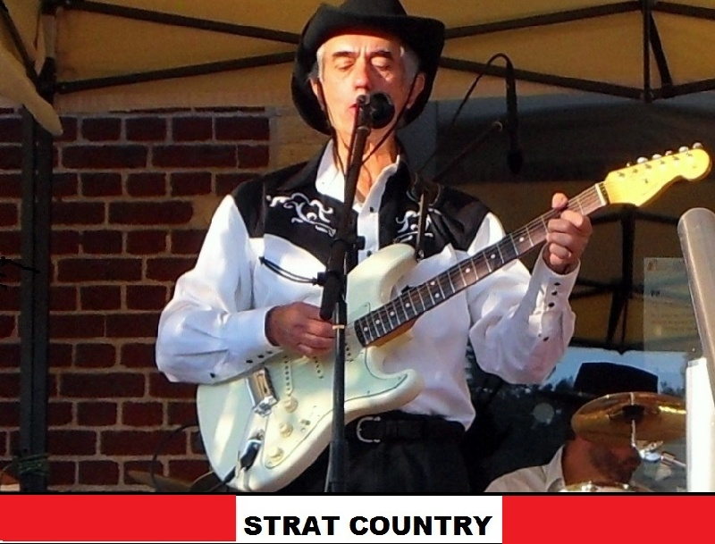 Stratageme Country : Groupe Country Rock Blues Normandie - Seine-maritime (76)