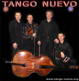 Tango-Nuevo : HOMMAGE ASTOR PIAZZOLLA | Info-Groupe