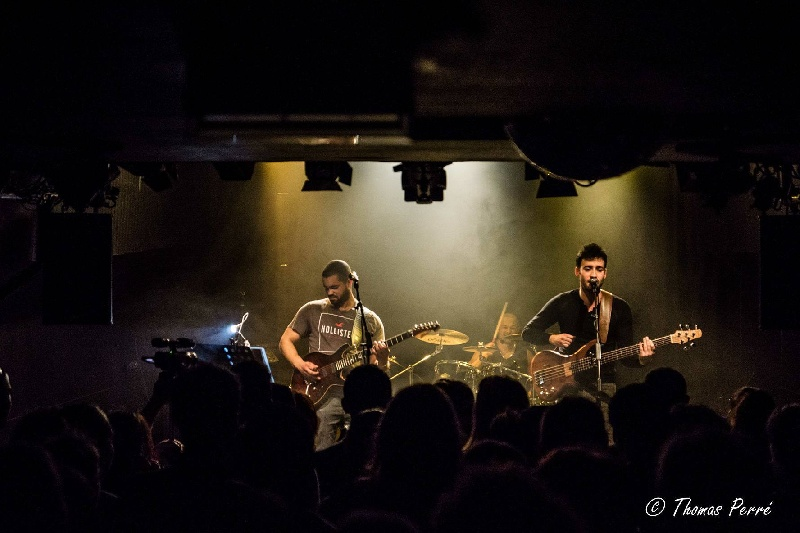 The Dirty Fingers : Groupe pop-rock Ile-de-France - Paris (75)