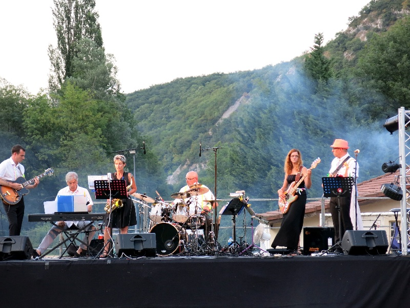 The New Spirit Of Jazz : Groupe Jazz Jazz-Rock Bossa nova Rhône-Alpes - Isère (38)