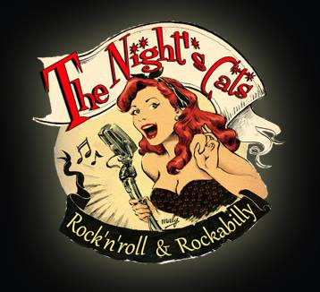 The Night's Cats : Groupe Rock'n'Roll Rockabilly Groupe rock'n'roll fifties Normandie - Eure (27)